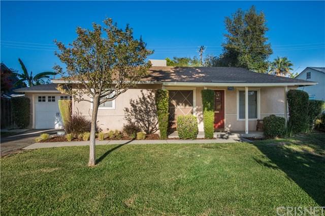 7442 Lasaine Avenue, Lake Balboa, CA 91406 (#SR17137681) :: The Brad Korb Real Estate Group