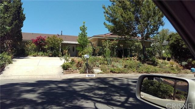 9433 Crystal View Drive, Tujunga, CA 91042 (#SR17137772) :: The Brad Korb Real Estate Group