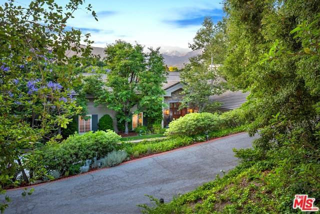 845 Highland Drive, La Canada Flintridge, CA 91011 (#17240636) :: Fred Sed Realty