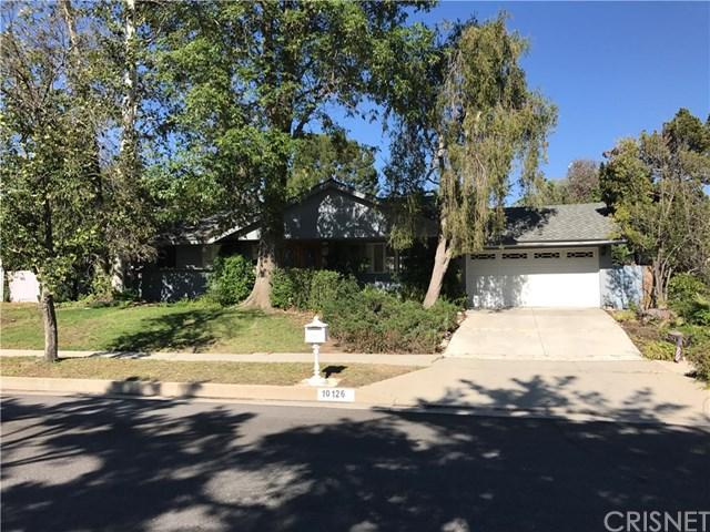 10126 Oak Park Avenue, Northridge, CA 91325 (#SR17138566) :: The Brad Korb Real Estate Group