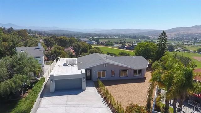 32532 La Calma Road, San Juan Capistrano, CA 92675 (#OC17137793) :: Berkshire Hathaway Home Services California Properties