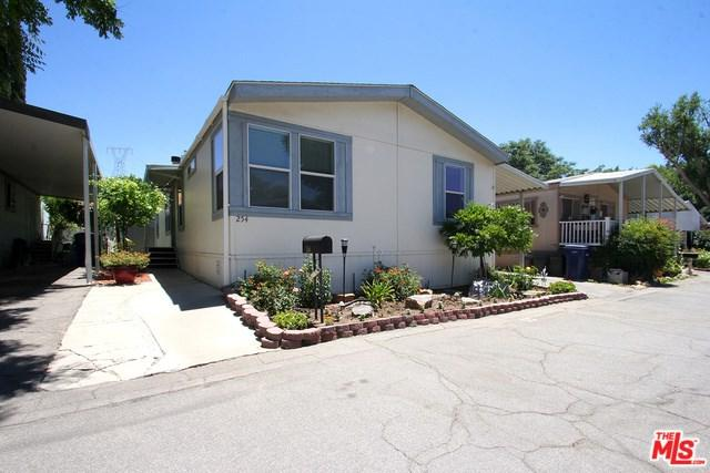 29021 Bouquet Canyon Rd Space 254, Saugus, CA 91390 (#17242858) :: RE/MAX Masters