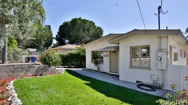 10943 Scoville Avenue, Sunland, CA 91040 (#SR17139090) :: The Brad Korb Real Estate Group