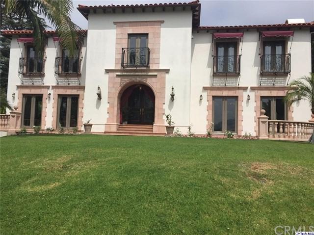 1539 Princess Drive, Glendale, CA 91207 (#317005241) :: The Brad Korb Real Estate Group
