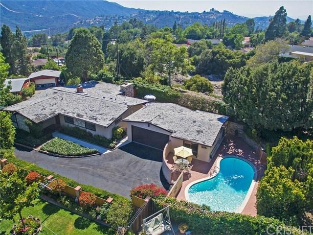 3821 Santa Carlotta Street, La Crescenta, CA 91214 (#SR17138703) :: The Brad Korb Real Estate Group