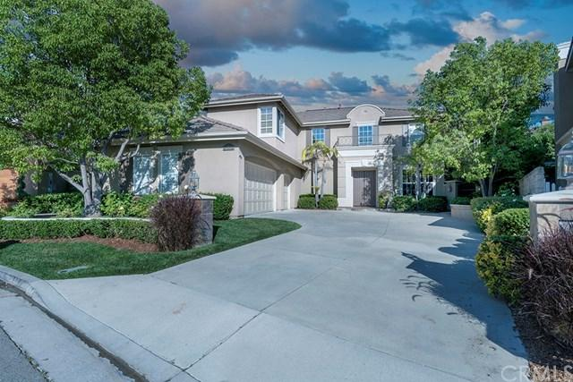 6 Aspen Leaf, Rancho Santa Margarita, CA 92679 (#OC17138123) :: Berkshire Hathaway Home Services California Properties