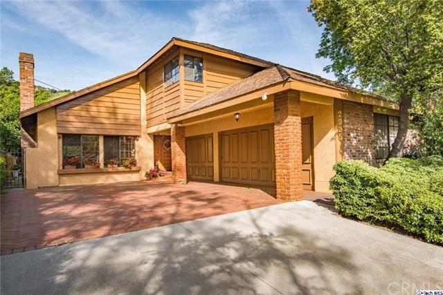 2925 Canada Boulevard, Glendale, CA 91208 (#317005253) :: The Brad Korb Real Estate Group