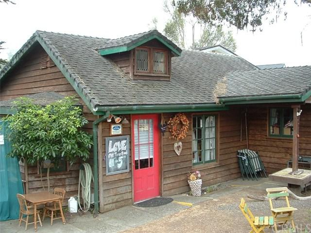 1920 Main Street, Cambria, CA 93428 (#SC17139389) :: RE/MAX Parkside Real Estate