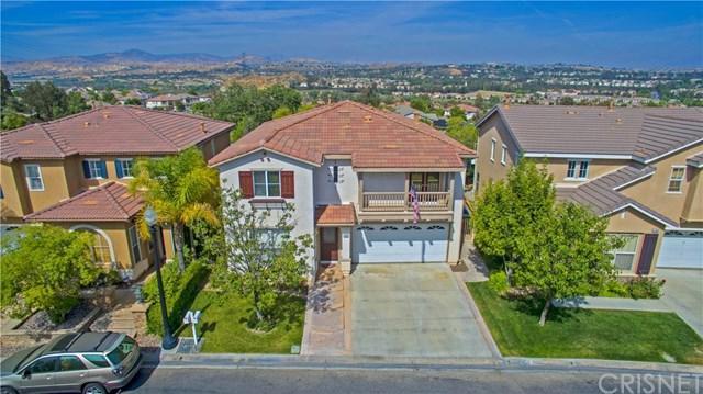 27932 Agapanthus Lane, Valencia, CA 91354 (#SR17128622) :: The Brad Korb Real Estate Group