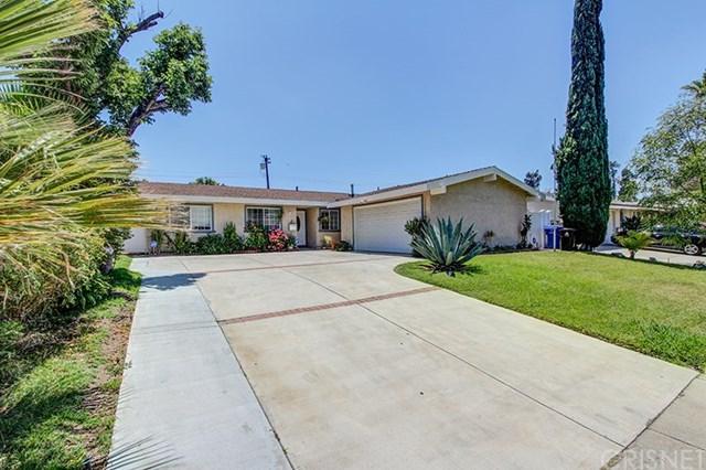 16618 Armstead Street, Granada Hills, CA 91344 (#SR17140041) :: The Brad Korb Real Estate Group