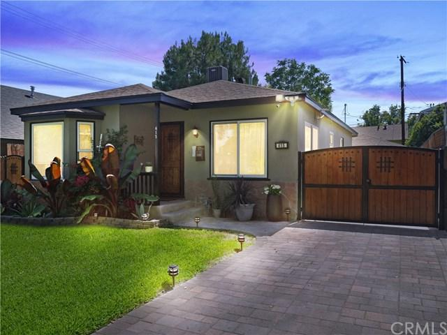415 N Lomita Street, Burbank, CA 91506 (#WS17140066) :: The Brad Korb Real Estate Group