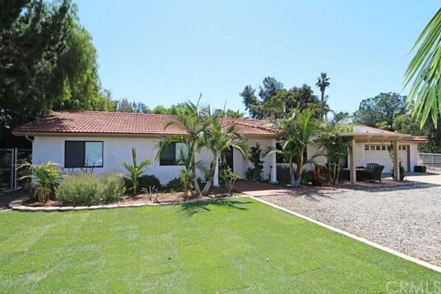 1738 Green Canyon Road, Fallbrook, CA 92028 (#SW17140210) :: Kristi Roberts Group, Inc.
