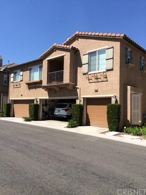 28360 Casselman Lane #387, Saugus, CA 91350 (#SR17140293) :: The Brad Korb Real Estate Group