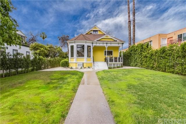 661 N Marengo Avenue, Pasadena, CA 91101 (#SR17140360) :: The Brad Korb Real Estate Group