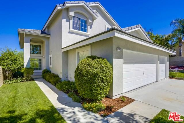 28487 Jerry Place, Saugus, CA 91350 (#17243562) :: The Brad Korb Real Estate Group