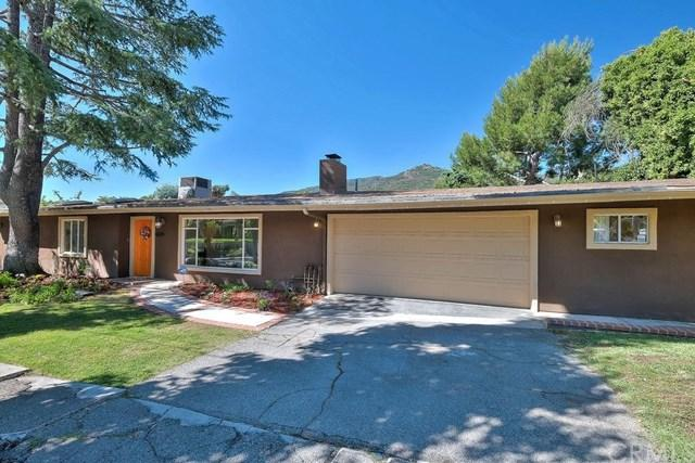 6224 Hamilton Lane, La Crescenta, CA 91214 (#OC17128735) :: The Brad Korb Real Estate Group