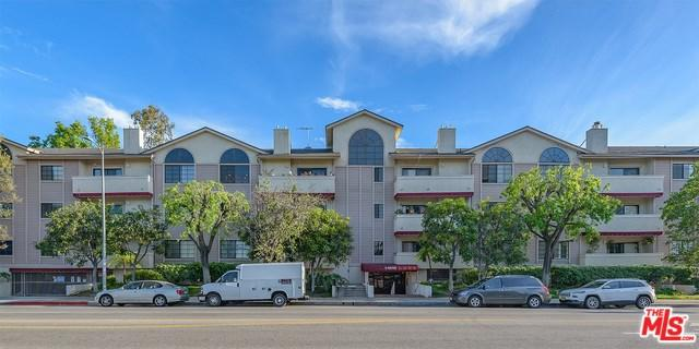 14050 Magnolia #213, Sherman Oaks, CA 91423 (#17243680) :: The Brad Korb Real Estate Group