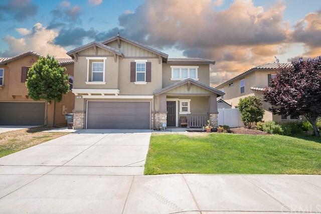 599 Botan Street, Perris, CA 92571 (#IV17140552) :: RE/MAX Estate Properties