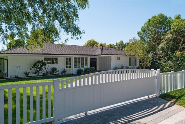 4441 Densmore Avenue, Encino, CA 91436 (#SR17134524) :: The Brad Korb Real Estate Group