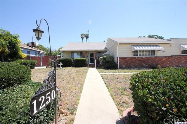 1250 N Whitnall Highway, Burbank, CA 91505 (#317005276) :: The Brad Korb Real Estate Group