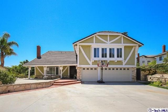 18536 Brymer Street, Northridge, CA 91326 (#317005269) :: The Brad Korb Real Estate Group