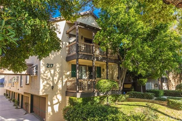 217 S Catalina Avenue #5, Pasadena, CA 91106 (#TR17139052) :: The Brad Korb Real Estate Group