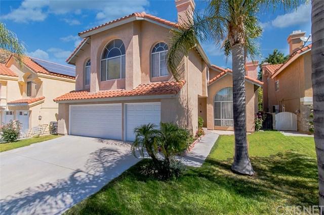 20059 Oakside Court, Saugus, CA 91390 (#SR17140739) :: The Brad Korb Real Estate Group