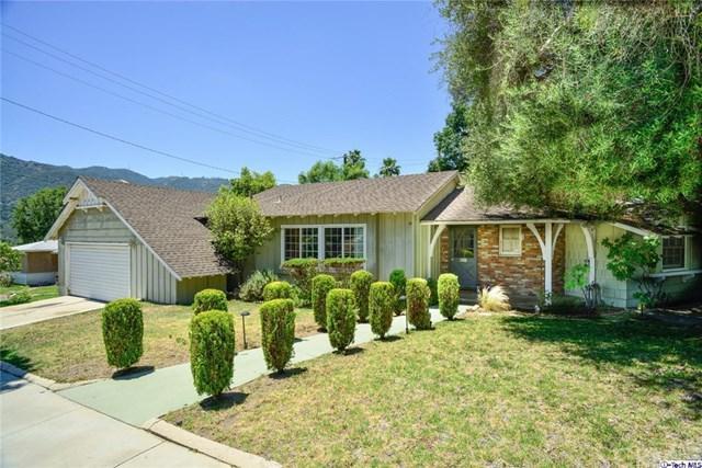 9401 Creemore Drive, Tujunga, CA 91042 (#317005280) :: The Brad Korb Real Estate Group
