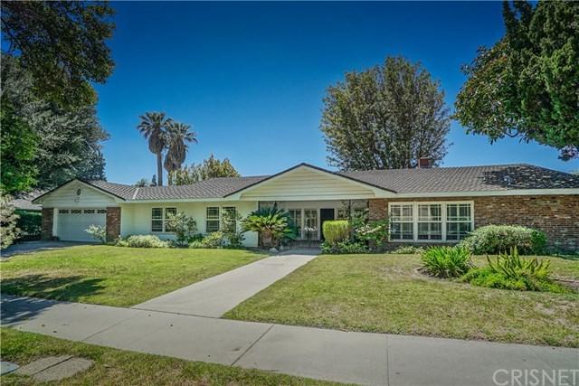9321 Texhoma Avenue, Northridge, CA 91325 (#SR17140594) :: The Brad Korb Real Estate Group