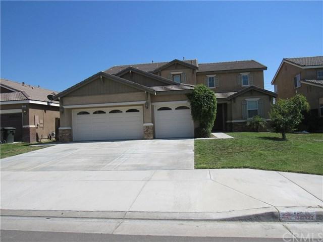 1826 Montara Way, San Jacinto, CA 92583 (#SW17140811) :: RE/MAX Estate Properties