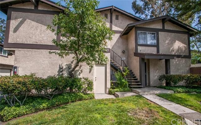 9800 Vesper Avenue #143, Panorama City, CA 91402 (#SR17140583) :: The Brad Korb Real Estate Group