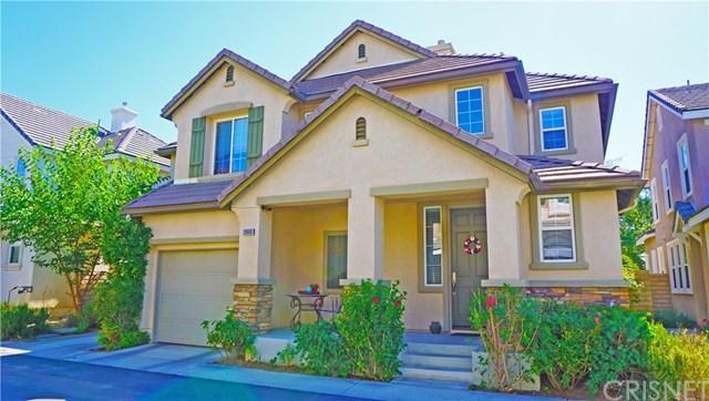 26808 Anchor Lane, Valencia, CA 91355 (#SR17140848) :: The Brad Korb Real Estate Group