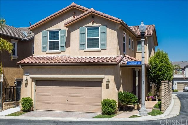 28206 Tangerine Lane, Saugus, CA 91350 (#SR17140808) :: The Brad Korb Real Estate Group