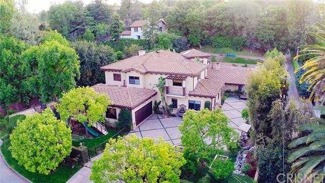 4405 Vanalden Avenue, Tarzana, CA 91356 (#SR17140932) :: The Brad Korb Real Estate Group