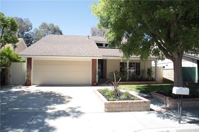 21942 Peppercorn Drive, Saugus, CA 91350 (#SR17141010) :: The Brad Korb Real Estate Group