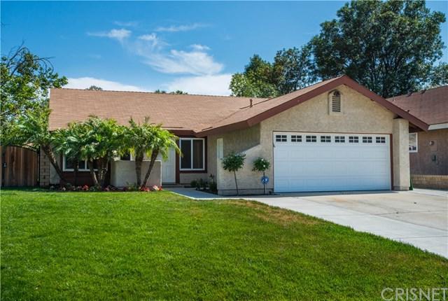 22902 Magnolia Glen Drive, Valencia, CA 91354 (#SR17141016) :: The Brad Korb Real Estate Group