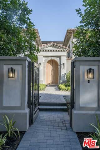 1006 Lexington Road, Beverly Hills, CA 90210 (#17243800) :: The Marelly Group | Realty One Group