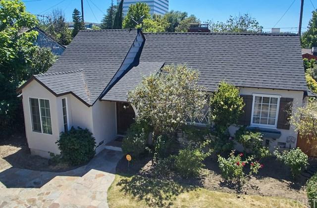 4729 Columbus Avenue, Sherman Oaks, CA 91403 (#SR17141241) :: The Brad Korb Real Estate Group