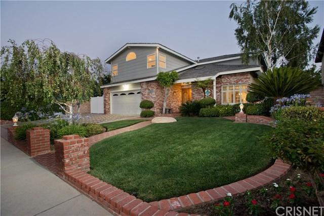 20616 Mayall Street, Chatsworth, CA 91311 (#SR17137734) :: The Brad Korb Real Estate Group