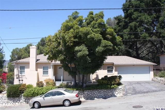 4525 Hillard Avenue, La Canada Flintridge, CA 91011 (#317005290) :: Fred Sed Realty
