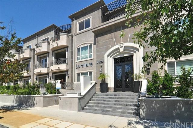 4424 Whitsett Avenue #210, Studio City, CA 91604 (#SR17141285) :: The Brad Korb Real Estate Group