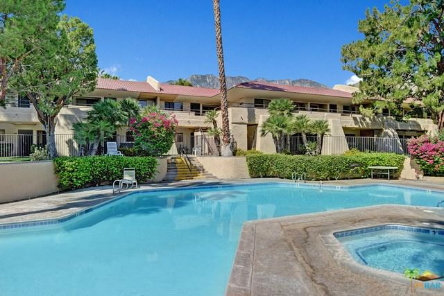 2812 N Auburn Court #110, Palm Springs, CA 92262 (#17243084PS) :: Carrington Real Estate Services