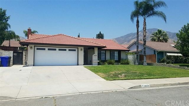28034 Pacific Street, Highland, CA 92346 (#SB17142089) :: RE/MAX Estate Properties