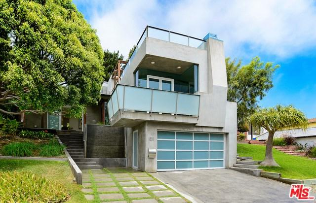 1611 Sunset Avenue, Santa Monica, CA 90405 (#17244296) :: Erik Berry & Associates