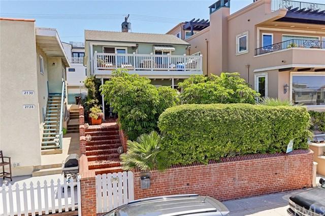 2722 Hermosa Avenue, Hermosa Beach, CA 90254 (#SB17142298) :: Erik Berry & Associates