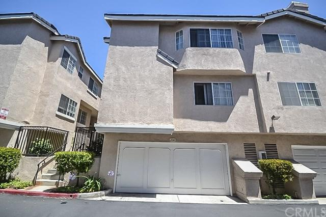 2300 Maple Avenue #206, Torrance, CA 90503 (#SB17141380) :: RE/MAX Estate Properties