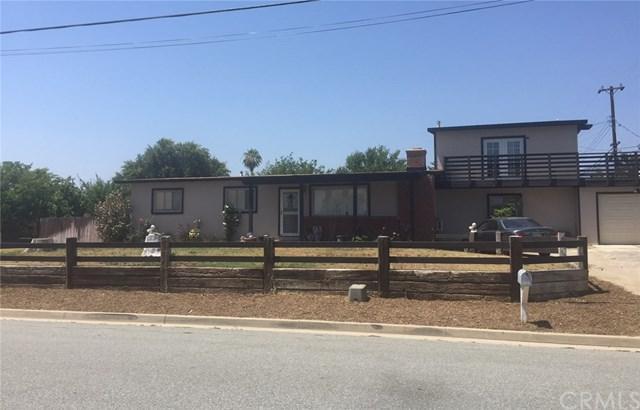 350 E 13th Street, Beaumont, CA 92223 (#EV17142610) :: RE/MAX Estate Properties