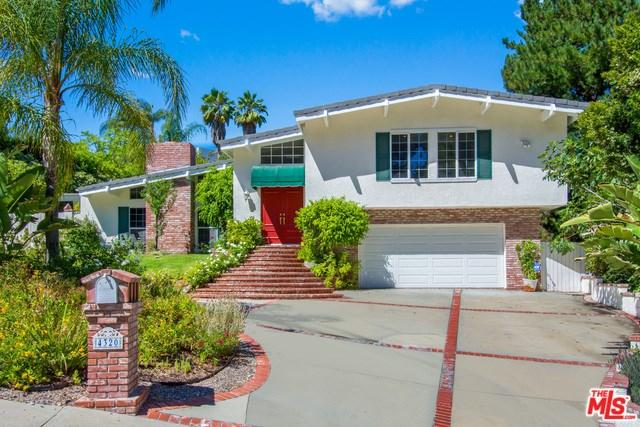 4320 Cherry Hills Lane, Tarzana, CA 91356 (#17243422) :: Fred Sed Realty