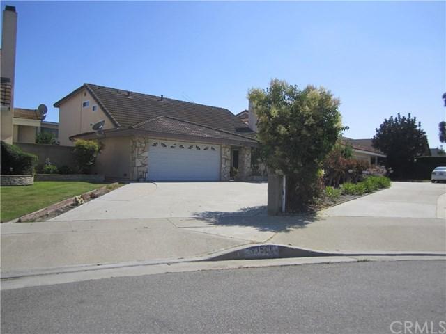 13506 Ashworth Place, Cerritos, CA 90703 (#SB17142700) :: Kato Group