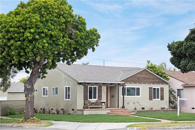2503 Greentop Street, Lakewood, CA 90712 (#PW17142874) :: Kato Group